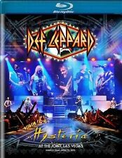 Viva! Hysteria [Blu-Ray] by Def Leppard (Blu-ray Disc, Oct-2013, Frontiers Records)