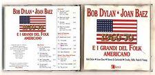 Cd BOB DYLAN JOAN BAEZ 1960-70 e i grandi del folk americano - 2005 Class