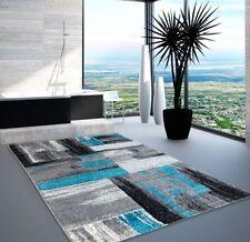 Tapis bleu modernes pour le bureau