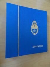 Argentinien Schaubek falzlos 2000-2005 in Schraubdecke (13951)