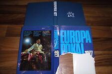 EUROPA POKAL 1977 -- TRIUMPH:  FC LIVERPOOL - HSV HAMBURG -