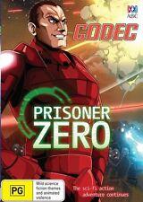 The Prisoner Zero - Codec (DVD, 2017)