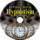 34 Books on CD – Ultimate Library on Hypnotism, Hypnosis Hypnotize Hypnotherapy