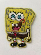 Spongebob Square Pants Iron on Applique Patch