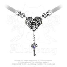 Heart Locket Costume Necklaces & Pendants Alchemy Gothic