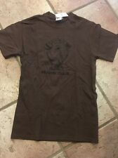 Sesame Place Cookie Monster Brown T-shirt Adult Small