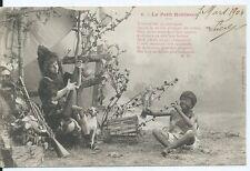 CPA- Carte postale -Bergeret - Ie petit Robinson - 6
