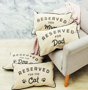 Sass & Belle Reserved Für Hund Katze Papa Oder Mutter Dekorativ Kissen für das