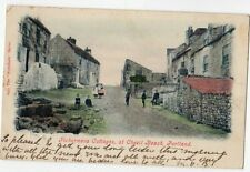 Portland Chesil Beach Fishermen's Cottages to Gibraltar 1904