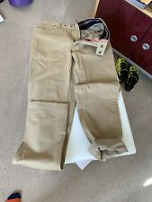 Rapha Trousers In Sand Colour And Size 30 Waist