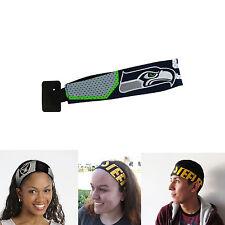 New NFL Seattle Seahawks Fanband Jersey Headband Head-Band by Little Earth