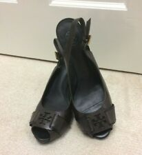9c8f79ff89b Tory Burch Tennyson slingback pump brown 9.5