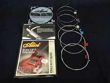 Alice Super Light Electric Guitar Steel String Set 0.009~0.042 inch