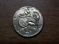 Vecchia monetina cioccolato pubblicitaria VOLKSWAGEN 1 lira 1946 UNA automobile