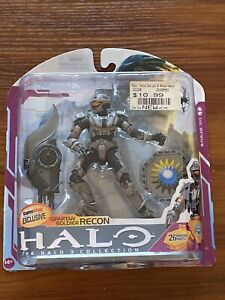 McFarlane Toys Halo Spartan Soldier Recon Series 6 GameStop Exclusive, NEW