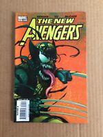 New Avengers #35 Venomized Wolverine Bendis Marvel Comics 2005