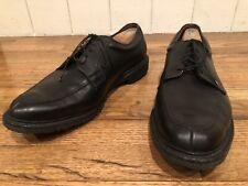 Allen Edmonds Wilbert Black Leather Comfort Oxfords Mens Size 15 D 1931 In EUC