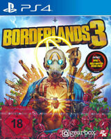 Borderlands 3 [UNCUT BONUS EDITION] (PS4) (NEU & OVP) (Blitzversand)