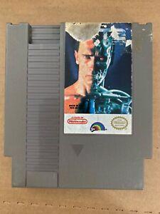 Terminator 2 Judgement Day Nintendo Entertainment System NES Cartridge Working!