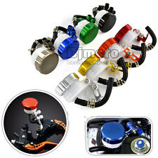Motorcycle Parts CNC Oil Cylinders Reservoir Front Brake Clutch Tank Fluid Cup