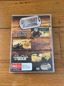 Combat Classics Triple Pack DVD