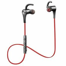 SoundPEATS  Q12 magnet equipped with Bluetooth earphone high-quality microphone