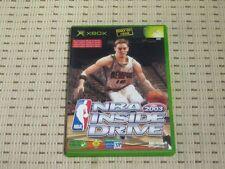 NBA Inside Drive 2003 für XBOX *OVP*