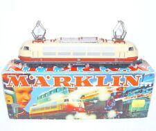 """Marklin AC HO 1:87 German DB BR-103 TEE """"EGGHEAD"""" ELECTRIC LOCOMOTIVE #1 NMIB`78"""