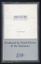 IMITATORS - ONCE AND FOR ALL - CHRISTIAN POP ROCK - DEMO TAPE 1985