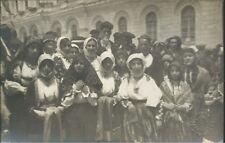 Cavalcata Sarda anni'20  - Cartolina Foto Artistica Siddi Sassari