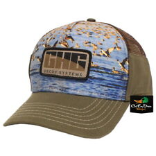 AVERY OUTDOORS GHG GREENHEAD GEAR SUBLIMATED TRUCKER CAP PINTAIL DUCK OLIVE