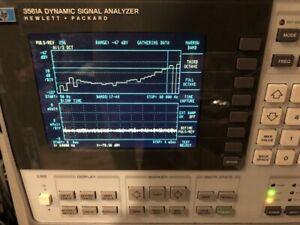 NewScope-0Jr LCD kit for HP 3561A Dynamic Signal Analyzer