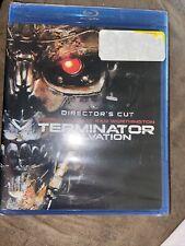 New listing Terminator Salvation (Blu-ray Disc, 2009,Ws Directors Cut) Brand New