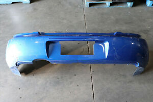 JDM 04 Subaru Impreza WRX EJ205 Rear OEM Bumper Cover TS RS SEDAN 4DR big Spats