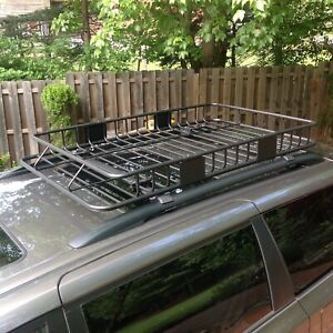 2011-2019 Toyota Sienna SE LE XLE Limited Roof Rack Luggage Carrier