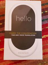 New ListingPocketalk Classic Portable Digital Translator, Classic Edition, Black