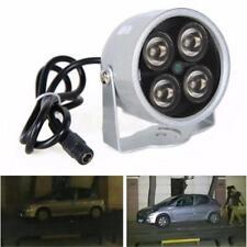 4 LED Infrared Night Vision IR Light Illuminator Lamp IP Camera DBUS