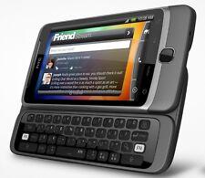 HTC Desire Z Tungsten Grey Grau A7272 QWERTY Tastatur Android Ohne Simlock NEU