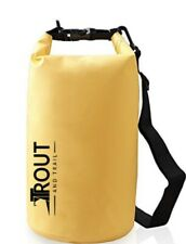 Dry bag backpack - 15L Yellow