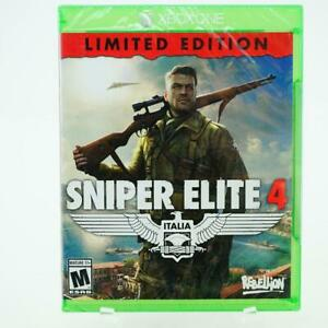 Sniper Elite 4 Limited Edition Xbox One [Brand New]
