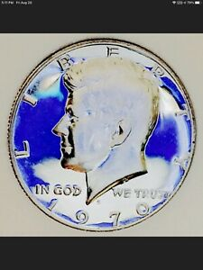 ⭐️1970 S⭐️SILVER PROOF⭐️EXTEME RARITY! THEY DON'T GET ANY BETTER! VERY SCARCE!⭐️