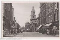 Worcester, High Street, RA Series RP Postcard, B470