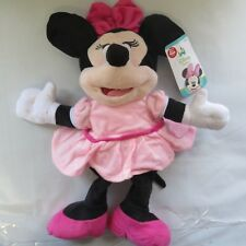 2bd1dcfe854 Brand New - Disney Baby Minnie Mouse Plush Hand Puppet Full Size 14
