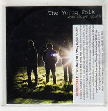 (GB636) The Young Folk, Way Down South - 2014 DJ CD