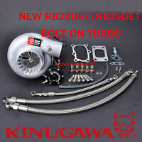 "Kinugawa Turbocharger Bolt-On 3"" Anti Surge RB20DET RB25DET TD06H-25G T3 10cm"