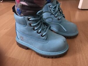 Toddler Timberland Boots Size 6