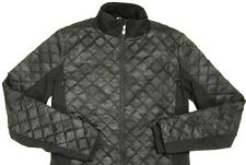 RARE Mens Lululemon Down The Coast Sweater Jacket Black Camo Camouflage sz M