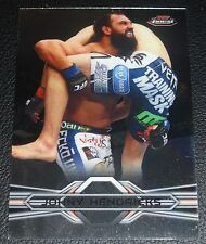 Johny Hendricks UFC 2013 Topps Finest Card #56 167 158 154 141 133 117 113 107