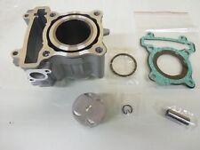 Cylindre Piston - Yamaha - 125 - Xmax kit haut moteur