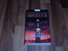 Conn Iggulden -- IMPERATOR-TETRALOGIE 3 / Das Feld der Schwerter 1. Auflage 2005